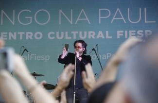 U2 Cover Brasil