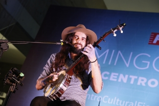 o bardo e o banjo