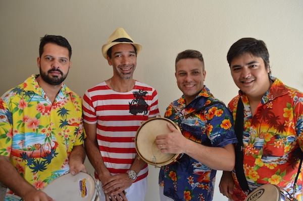 Folia do Ministério do Samba