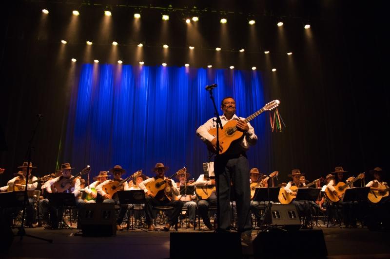 Orquestra Paulistana de Viola Caipira