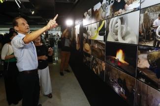Inauguração do Novo Centro Cultural Fiesp