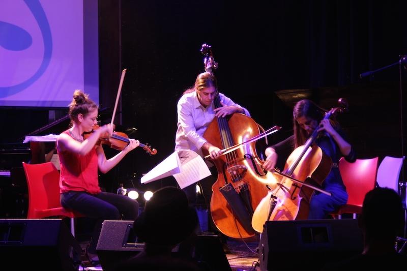 Música em Cena - Gilad Ephrat Ensemble - The Trio