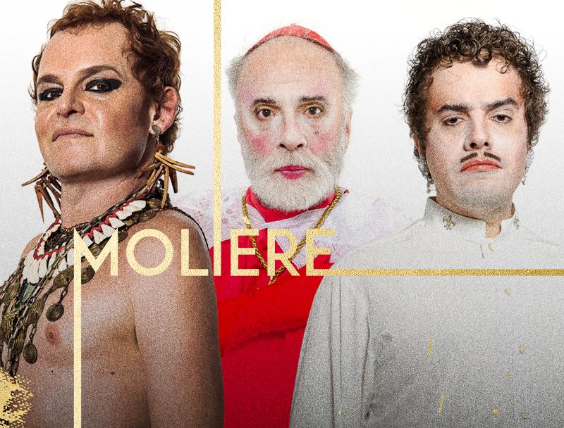 Molière – Uma Comédia Musical de Sabina Berman