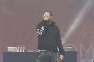 Domingo na ZL - Projota