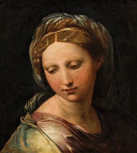 Rafael e a definição da beleza