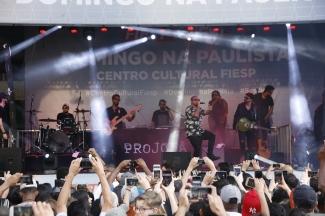 Domingo na Paulista - Projota
