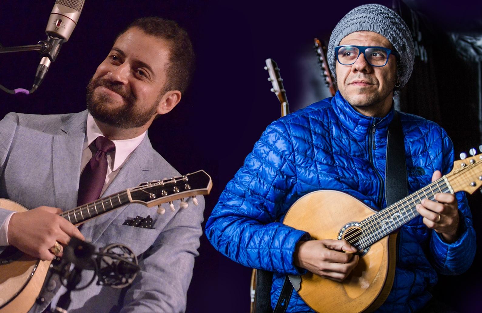 Quartas Musicais: Hamilton de Holanda e Danilo Brito
