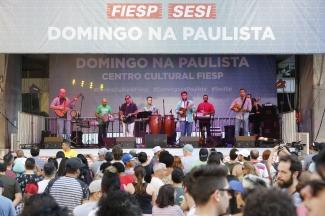 Domingo na Paulista - Casuarina