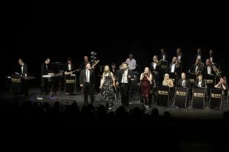 Domingo na Paulista - Boston Band