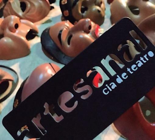 Oficina de Atuação no Uso da Máscara e Manipulação de Bonecos
