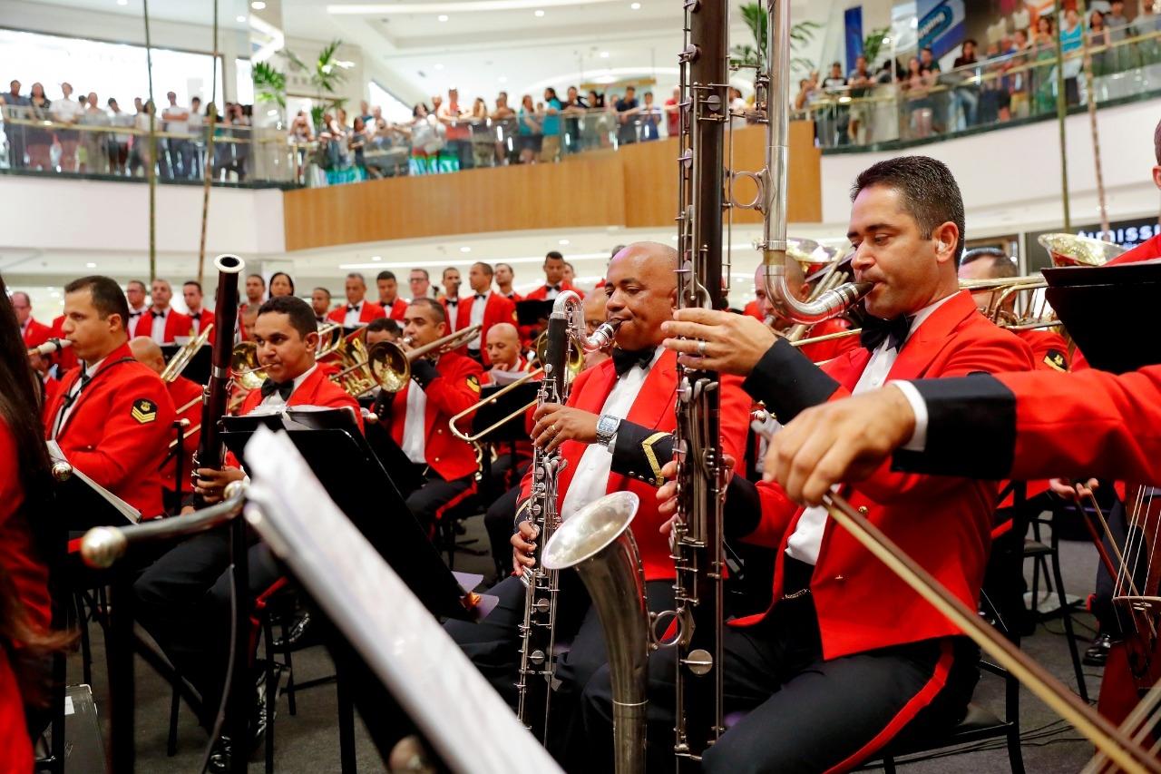 Banda Sinfônica do Corpo de Fuzileiros Navais