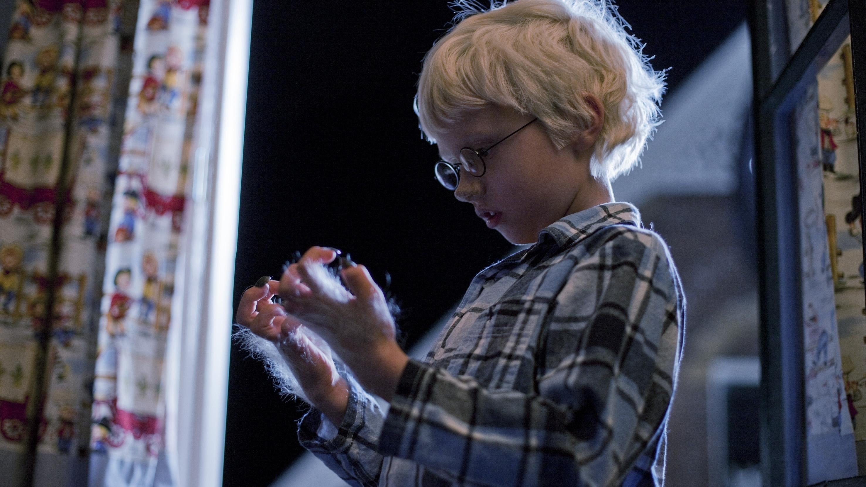 Cine Sesi-SP no Mundo: Holanda Infantojuvenil   Alfie, o Pequeno Lobisomem