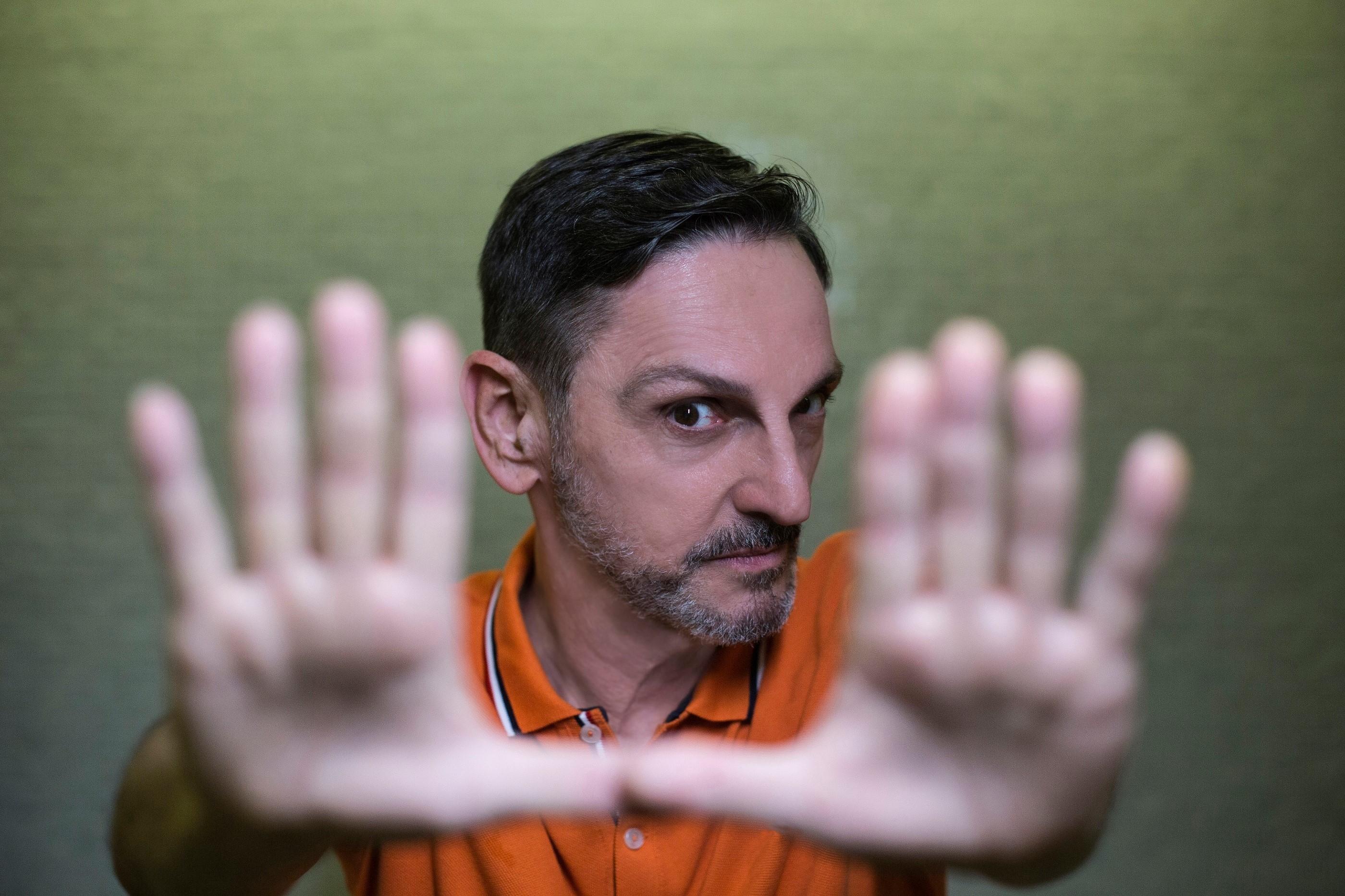 Paulo Miklos Turnê - A Gente Mora No Agora