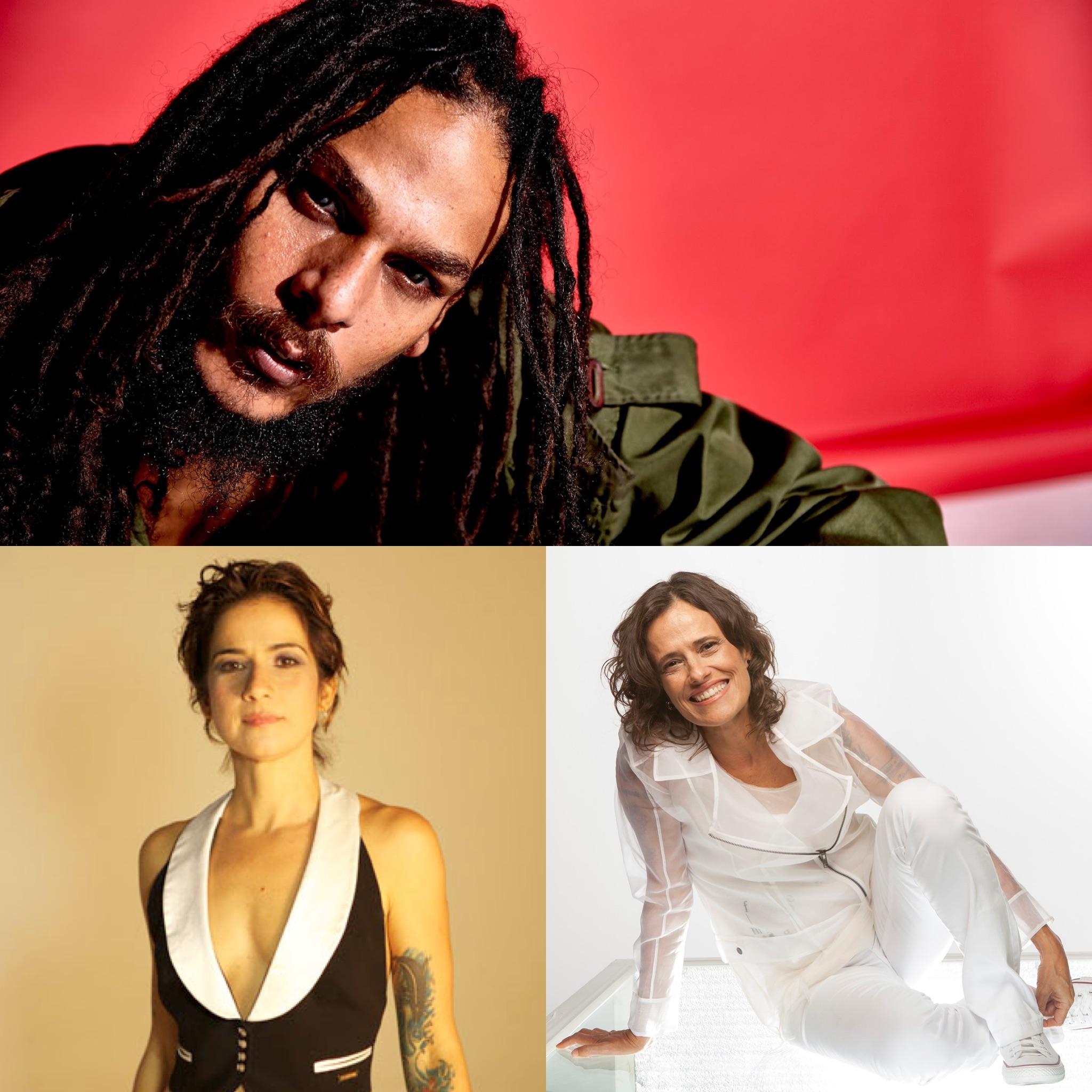 Dada Yute, Lan Lanh & Zélia Duncan