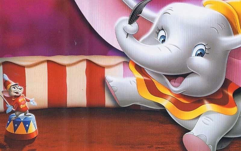 Cine Sesi na Paulista - Dumbo