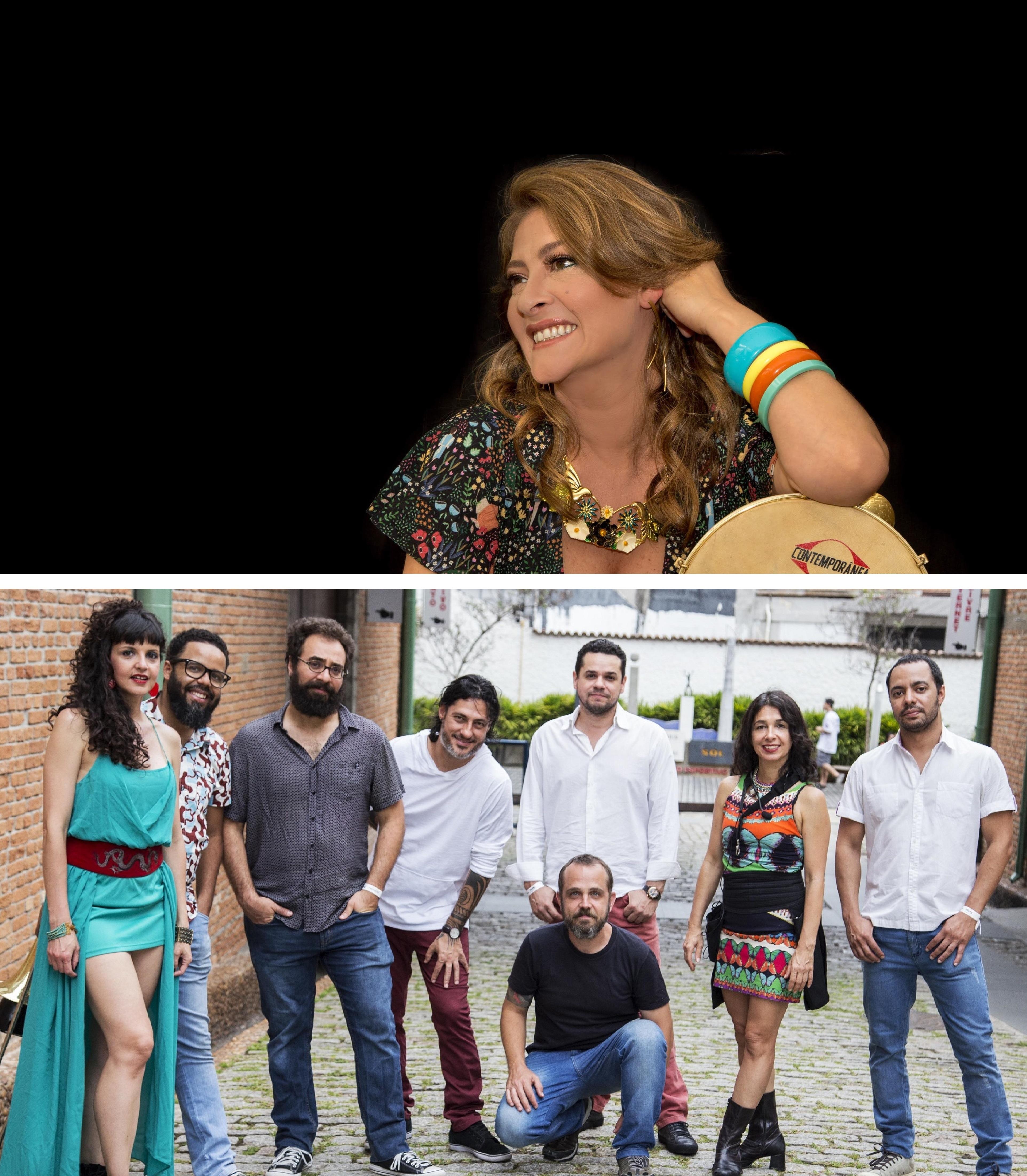 Quartas Musicais com Banda Glória e Janayna Pereira