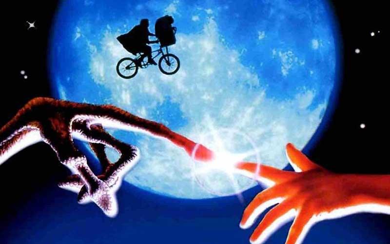Cine Sesi na Paulista -E.T. O Extraterrestre
