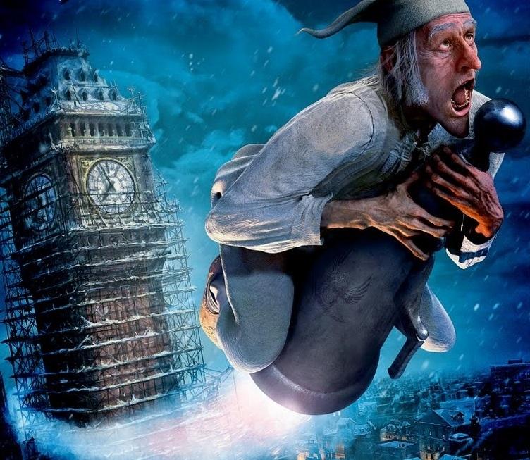 Cine Sesi na Paulista - Os Fantasmas de Scrooge