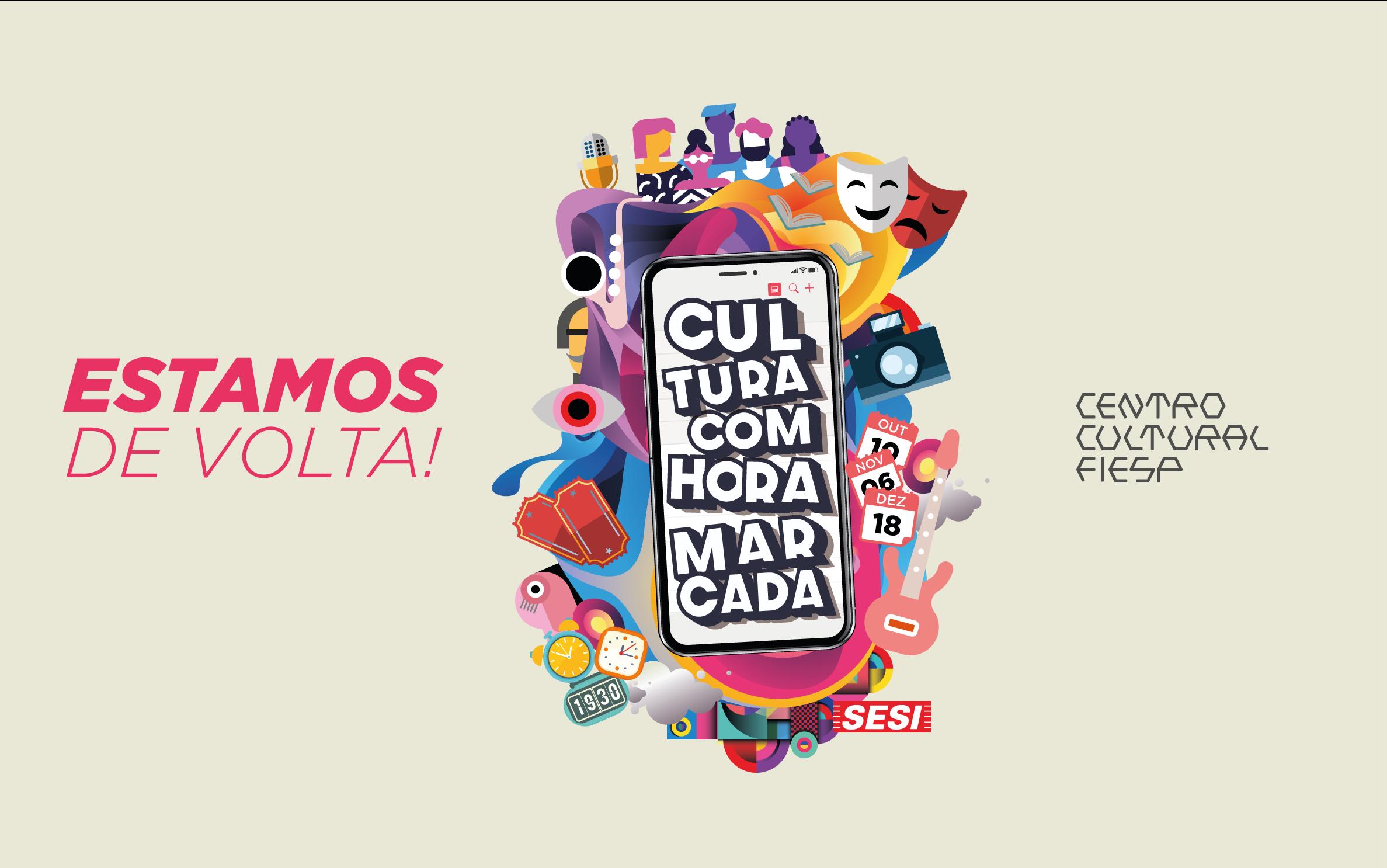 Centro Cultural Fiesp reabre dia 15 com exposição inédita do artista José Roberto Aguilar