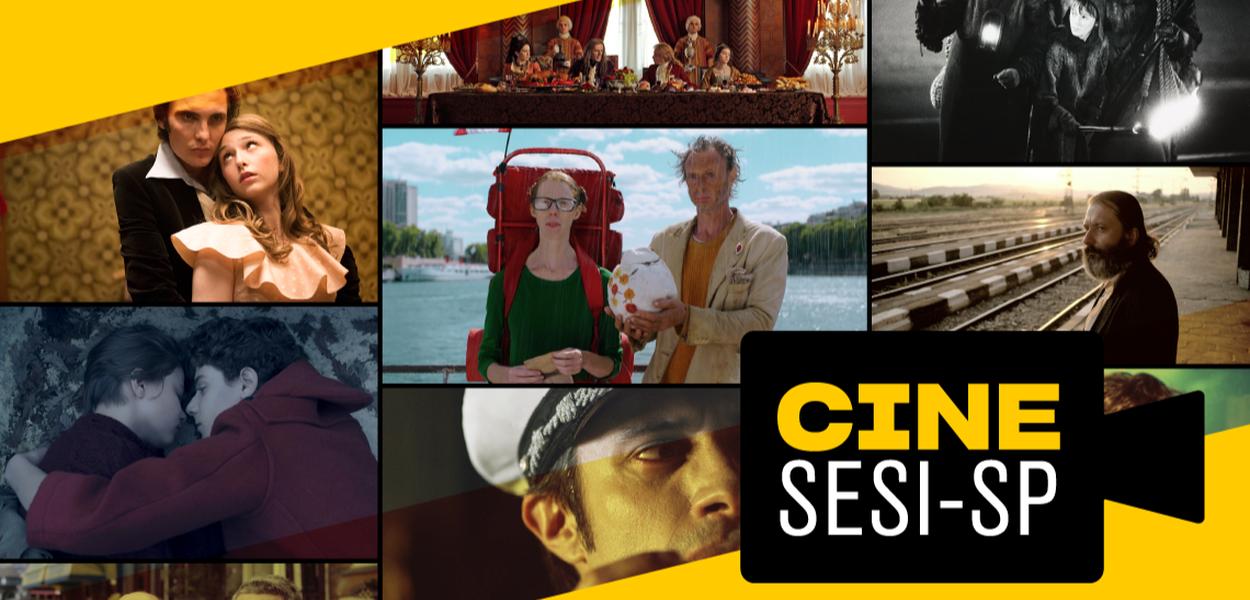 Cine Sesi-SP Belas Artes à La Carte