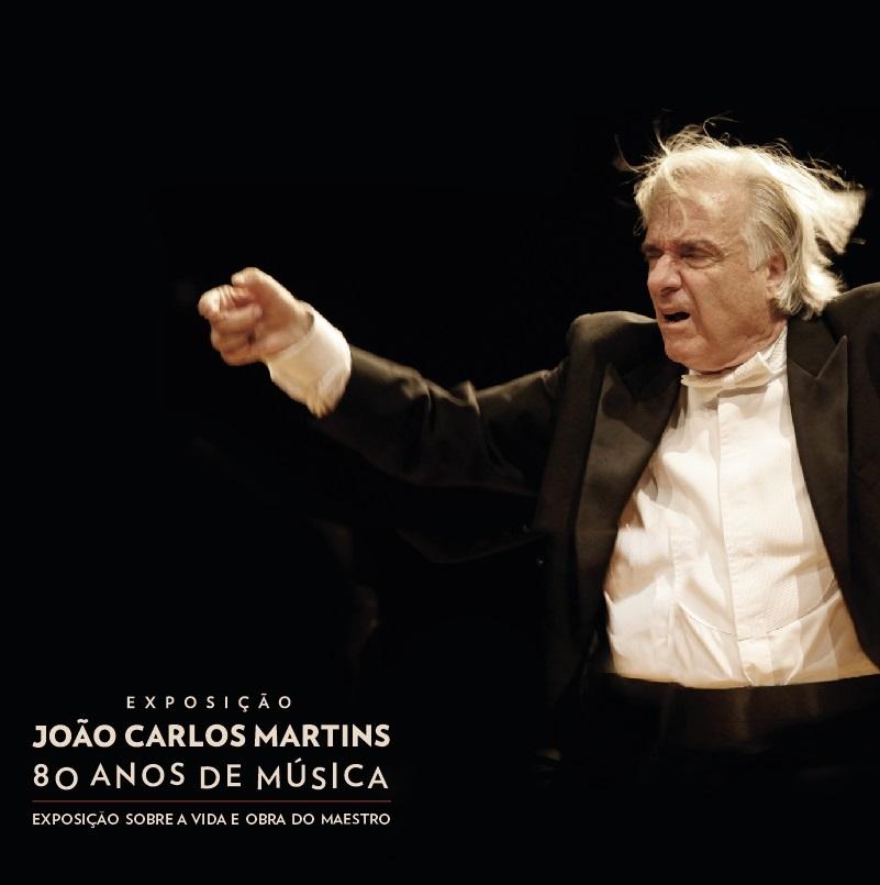 Exposição João Carlos Martins: 80 Anos de Música